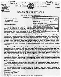"Jim Jones, the Guyana ""Suicides"" & Harvey Milk's Premonitions of Death - The Constantine Report"