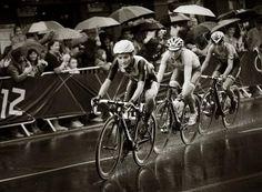 Bicycle race!