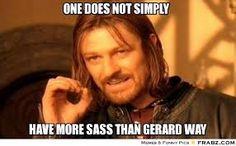 gerard way sass - Google Search