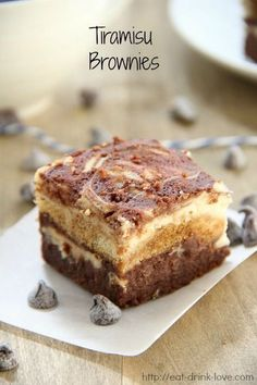 Tiramisu is my favorite dessert. It's creamy, chocolatey, and those ladyfingers soaked in coffee (or rum) are just so perfect!