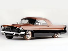 1954 Packard Panther Daytona Roadster Concept Car