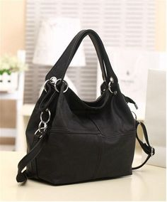 41f7df29dfe3 Hot Retro Vintage Lady s Fashion bag PU Handbag Tote Trendy Shoulder Bags  Messenger Bag Cross women. Leather ...