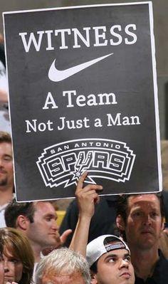 Go Spurs Go!