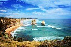 12 APOSTLES - GREAT OCEAN ROAD VIC/AUSTRALIA #12apostles #twelveapostles #greatoceanroad #melbourne  #victoria #australia #australiansummer #australianbeaches #roadtrip #aussie #nikond7100 by 3rddaltonbro http://ift.tt/1ijk11S