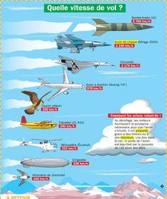 Fiche exposés : Quelle vitesse de vol ?