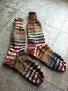 Ravelry: Lumias Stripes in Crytal Palace Yarns Sausalito