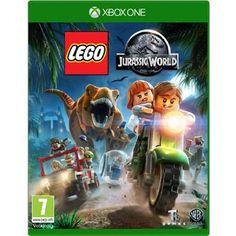 Xbox One LEGO Jurassic World  In de Lego game Jurassic World beleef je alle spannende gebeurtenissen uit alle vier de Jurassic films!  EUR 29.99  Meer informatie