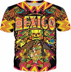 Check out my new product https://www.rageon.com/products/mexico-aztec-mayan-style-t-shirt?aff=B3kZ on RageOn!
