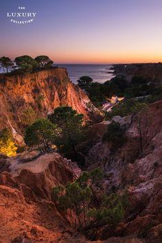 Discover Albufeira's white sand beaches and dramatic coastline.