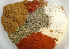 This is the best Chili Seasoning I have ever tasted! And its VERY easy and inexpensive to make! I also like that this recipe . Homemade Chili Seasoning, Chili Seasoning Mix, Homemade Seasonings, Freeze Ahead Meals, Spice Mixes, Spice Blends, Food Hacks, Food Tips, Cooking Tips