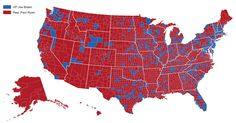 """The smallest level we can analyze a population and their political leanings in the U.S. is at the county-by-county level. The claim I'd like to explore here is that 97% of the poorest 100 counties are in Republican States, a claim which apparently originated from a political group called """"Occupy Democrats."""""""
