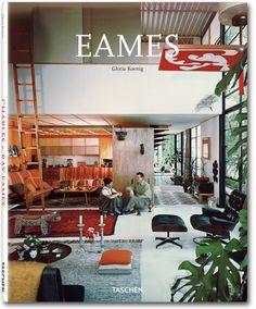 Eames. TASCHEN Books (Basic Art Series, TASCHEN 25 Edition)