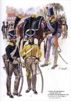 SOLDIERS- Courcelle: Наполеоновские войны - Планшеты, by Patrice Courcelle.