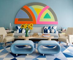 How To Use Colour In Your Home - SHE'SAID' Australia