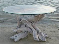 driftwood -table