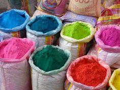 India colors - Holi Festival :)