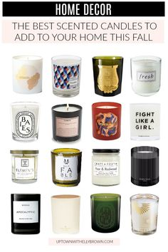 30 best scented candles to light in 15 best candles 2020 the strategist 2018 new fashion best gel wax luxury candles you can get Home Candles, Luxury Candles, Best Candles, Diy Candles, Soy Wax Candles, Candle Jars, Candle Branding, Candle Packaging, Homemade Scented Candles