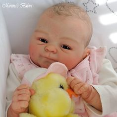 coco malu reborn | Martina's Babies Reborn Doll Real Baby Coco Malu Elisa Marx Colliii ...