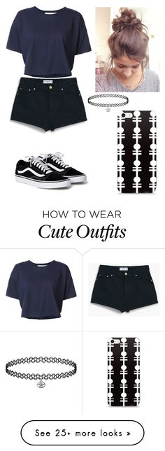 """""""Just a casual outfit"""" by lesleyrandom16 on Polyvore featuring daniel patrick and MANGO"""