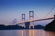 来島海峡大橋 Kurushima kaikyou Oohashi