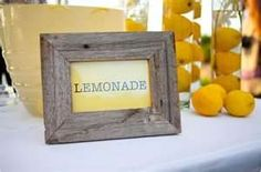 picnic wedding reception ideas
