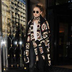 Gigi Hadid's best looks