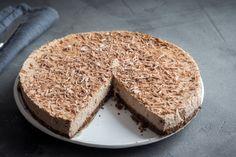 Čokoladni cheesecake z maskarponejem No Bake Treats, Holiday Dinner, Winter Holidays, Cake Cookies, Tiramisu, Cheesecake, Menu, Sweets, Baking