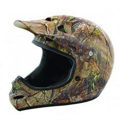 Raider MX Camo Helmet - Mills Fleet Farm