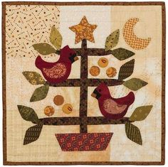 Little Quilts Throughout The Year Kit Of The Month   Keepsake Quilting