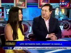 Octagon Girl Arianny Celeste in Manila