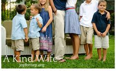 A Kind Wife| Wasn't I surprised to find out what my husband really wanted from me! You will be too!