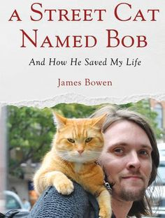 A_Street_Cat_Named_Bob Buy the book, support the author...🐱🐾♥️