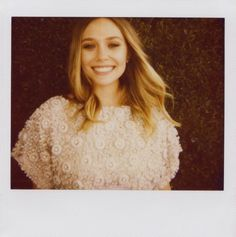 Beautiful smile and beautiful top