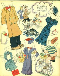 Blondie 1944 - Bobe Green - Picasa Web Albums