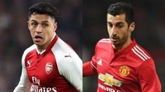 The Chilean has left Arsenal for Old Trafford, with the former Borussia Dortmund star heading to the Emirates as part of the deal. Manchester United, Arsene Wenger, Barclay Premier League, Old Trafford, Bbc News, Sports News, Polo Ralph Lauren, Football, Borussia Dortmund