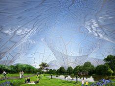 China: Bolhas de ar gigantes para combater a poluição