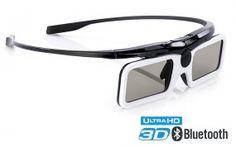 Hi-SHOCK® White Max [FHD3D RF / Bluetooth]