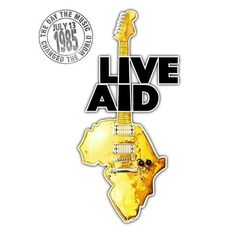Whenever my brother talks about my birth he talks about live aid!!! 1985 My Birthday July 13 1985