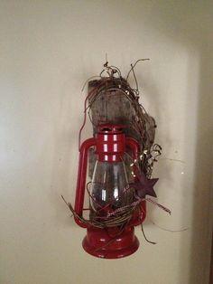 Cute lantern (The Gilbert Homestead) :-) sg