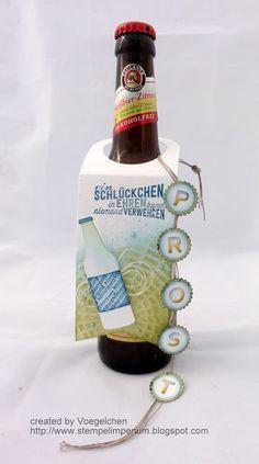 Flaschenanhänger, mft soda pop bottle, bottle cap die, bottle cap letters, AEH Design Trinksprüche