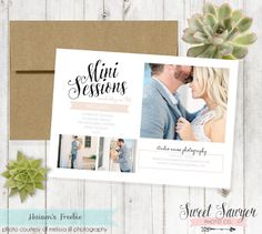 Free Mini Session Photography Template | Sweet Sawyer Photo Co.