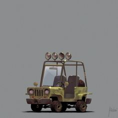 Cars concepts on Behance