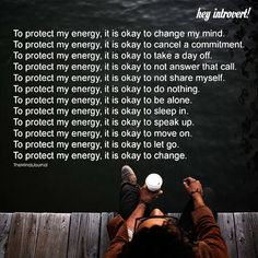 To Protect My Energy, It Is Okay To Change My Mind - https://themindsjournal.com/protect-energy-okay-change-mind/