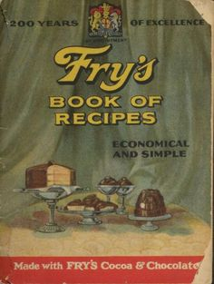 Fry's book of recipes : economical and simple :...