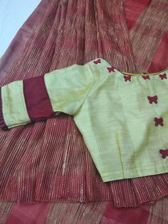 Best 12 Blouse – Page 476959416785018055 Pattu Saree Blouse Designs, Blouse Designs Silk, Designer Blouse Patterns, Kurta Designs, Simple Blouse Designs, Stylish Blouse Design, Kurti, Dress, Blouses