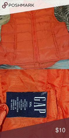 Blazer pumpkin color It's a kids size.  ....fit till medium on women good condition Other