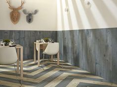 This beautiful selection of porcelain and ceramic wood effect tiles is an important addition to our original wood look tile collection. As we've found a few more amazing looking tile. Wood Effect Tiles, Wood Look Tile, Timeless Bathroom, Wooden Pattern, Unique Flooring, Outdoor Tiles, Ceramic Design, Modern Interior Design, Decoration