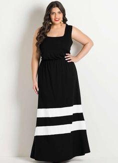 Vestido Plus Size 25