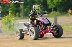 Eric and Taylor Jennings' ESJ Graphics ATV Race Team Goes for a Wild Ride this Season