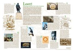 """""""Loot - Reckoning with the East India Company"""", a tour of the legacy of the East India Company in the City of London"""